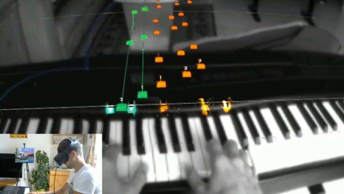 jouer du piano Quest