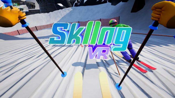 Skiing VR Steam
