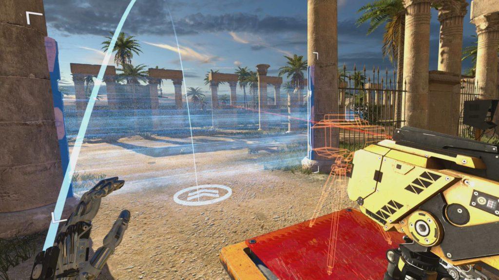 Test du jeu : The Talos Principle VR : Faites face à vous-même