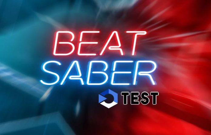 Test du jeu Beat Saber : Star Wars VR en musique