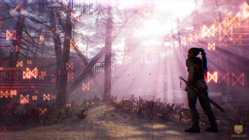 Test du jeu Hellblade: La psychose nordique en VR