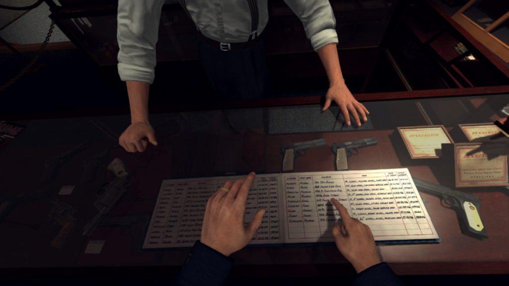 Test du jeu L.A. Noire : The VR Case Files... Ou plutôt The VR Case Fails ?