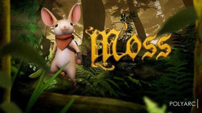Test du jeu VR Moss : La souris attaque la tome n°1