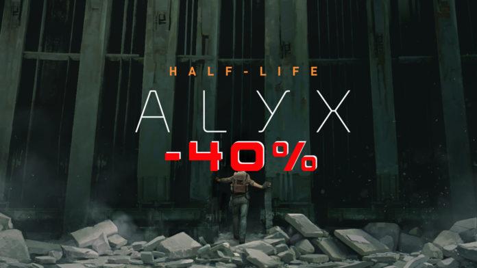 Half-Life: Alyx promo