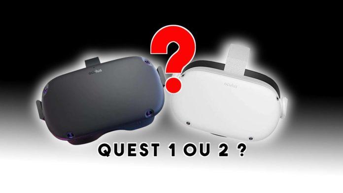 Quest 1 Quest 2