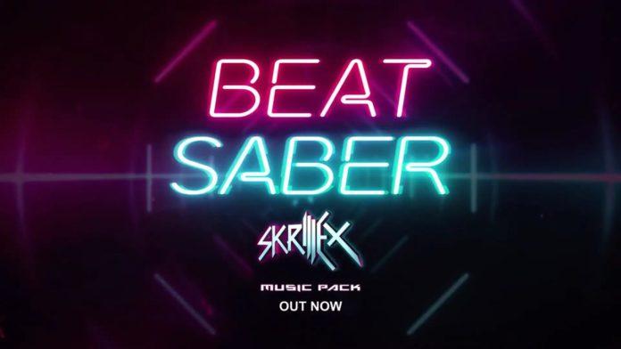 Beat Saber Skrillex Pack
