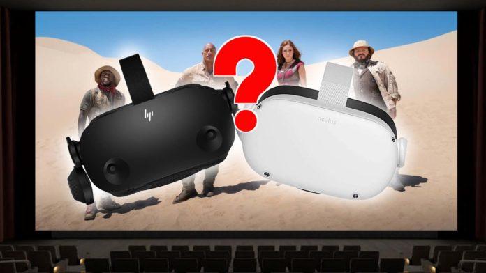 casque VR vidéos