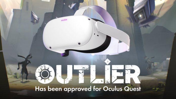 Outlier Oculus Quest